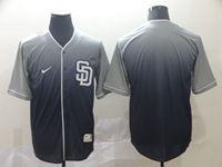 Mens Mlb San Diego Padres Blank Blue Nike Drift Cool Base Jersey
