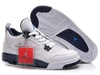 Mens And Women Air Jordan 4 Retro Aj4 Basketball Lovers Shoes 1 Colour