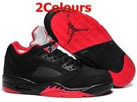 Mens Air Jordan 5 Low Aj5 Basketball Shoes 2 Colours