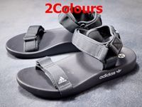 Mens And Women Adidas Sandals Shoes 2 Colours