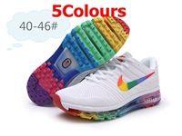 Mens Nike Air Max 2017 Running Shoes 5 Colors