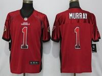 Mens 2019 Nfl Arizona Cardinals #1 Kyler Murray Red Drift Fashion Elite Jersey