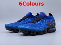 Mens Nike Air Vapormax 2018 2.0 Running Shoes 6 Colors