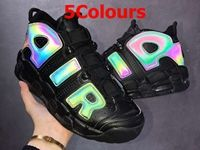 Mens Nike Air More Uptempo Running Shoes 5 Colors