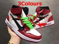 Mens Air Jordan 1 Aj1 High Basketball Python Shoes 3 Colours