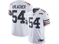 Mens Nfl Chicago Bears #54 Brian Urlacher White 100th Season Nike Vapor Untouchable Limited Jersey
