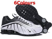 Mens Nike Air Max Shox R4 Running Shoes 6 Colours