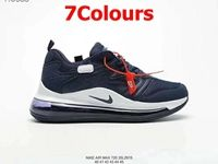 Mens Nike Air Max 720 Running Shoes 7 Colours