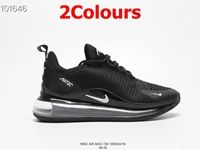 Mens And Women Nike Air Max 270 V2 Running Shoes 2 Colors