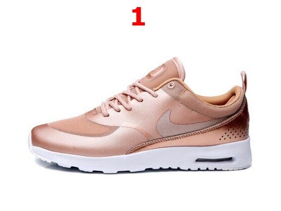 Women Nike Air Max 1 87 Running Shoes 4 Colors