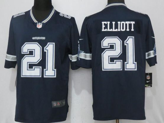 Mens Women Youth Nfl Dallas Cowboys Blue Custom Made Vapor Untouchable Limited Jersey