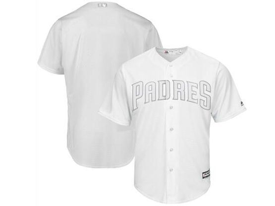 Mens Mlb San Diego Padres White 2019 Players Weekend Current Player Flex Base Jersey