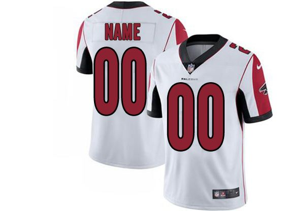 Mens Women Youth Nfl Atlanta Falcons White Custom Made Vapor Untouchable Limited Jersey