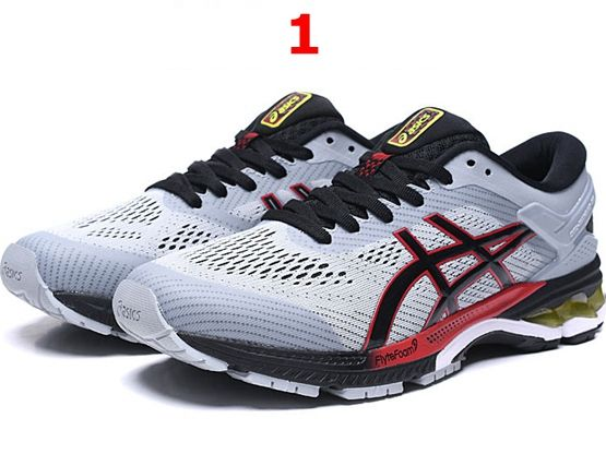 Mens Asics Gel-kayano 26 Running Shoes 4 Colors
