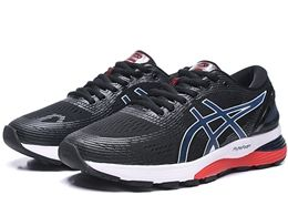 Mens Asics Asics Gel-nimbus 21 Running Shoes Black Color