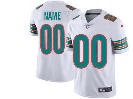 Mens Women Youth 2019 New Nfl Miami Dolphins White Current Player Vapor Untouchable Limited Jersey