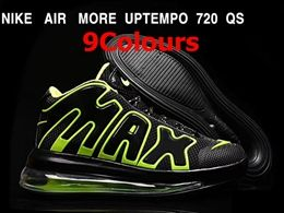 Mens Nike Air More Uptempo 720 Qs Running Shoes 9 Colors