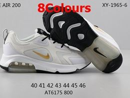 Mens Nike Air Max 200 Running Shoes 8 Colors
