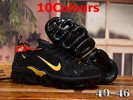 Mens 2019 Nike Air Vapormax Plus Running Shoes 10 Colors