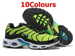 Mens Nike Air Max Tn New Color Running Shoes 10 Colors