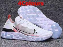 Mens Nike React Air Max 270 99 Running Shoes 4 Colors
