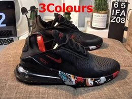 Mens And Women Nike Air Max 270 F Running Shoes 3 Colors