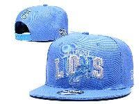 Mens Nfl Detroit Lions Light Blue Letter Detroit Lions Snapback Adjustable Hats