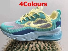 Mens And Women Nike Air Max 270 Nano Running Shoes 4 Colors