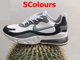 Mens Nike Air Max 270 Nano Running Running Shoes 5 Colors