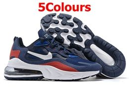 Mens New Nike React Air Max 270 Running Shoes 5 Colors