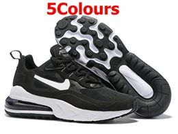 Mens Nike React Air Max 270 9 Running Shoes 5 Colors