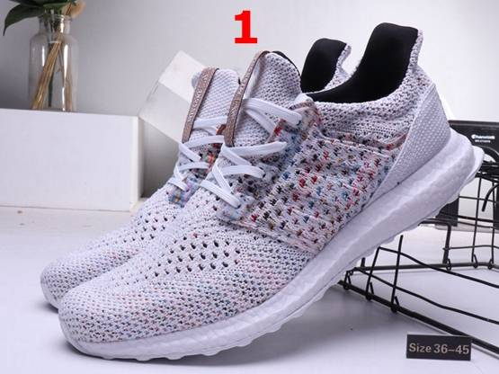 Mens And Women Adidas Ultra Boost 5.0 X Missoni Running Shoes 3 Colours