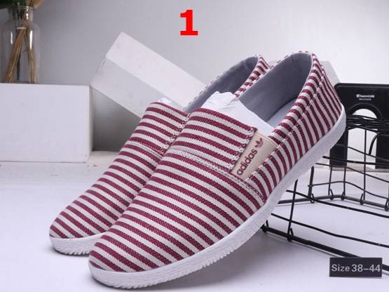 Mens Adidas Breathable Cloth Lazy Casual Canvas Shoes 4 Colors