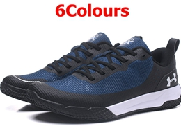 Mens Under Armour Breathable Mesh Running Shoes 6 Colors