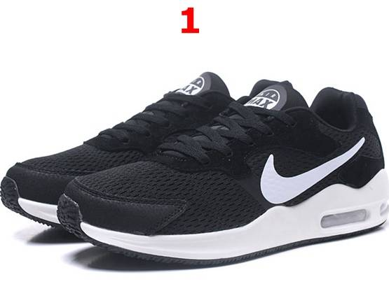 Mens And Women Nike Air Max Guile Running Shoes 3 Colors