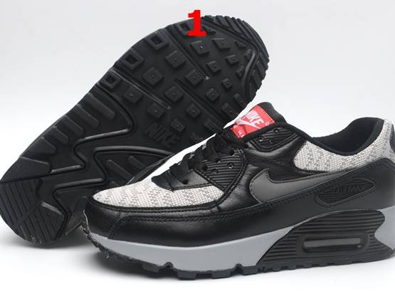 Mens And Women Nike Air Max 90 Running Shoes 8 Colors