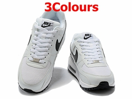 Mens Nike Air Max 90 Running Shoes 3 Colors
