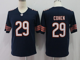 Mens Women Youth Nfl Chicago Bears #29 Tarik Cohen Blue Vapor Untouchable Limited Player Jersey