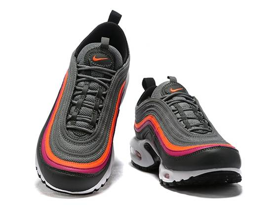 Mens And Women Nike Air Max 97 Running Shoes 1 Color