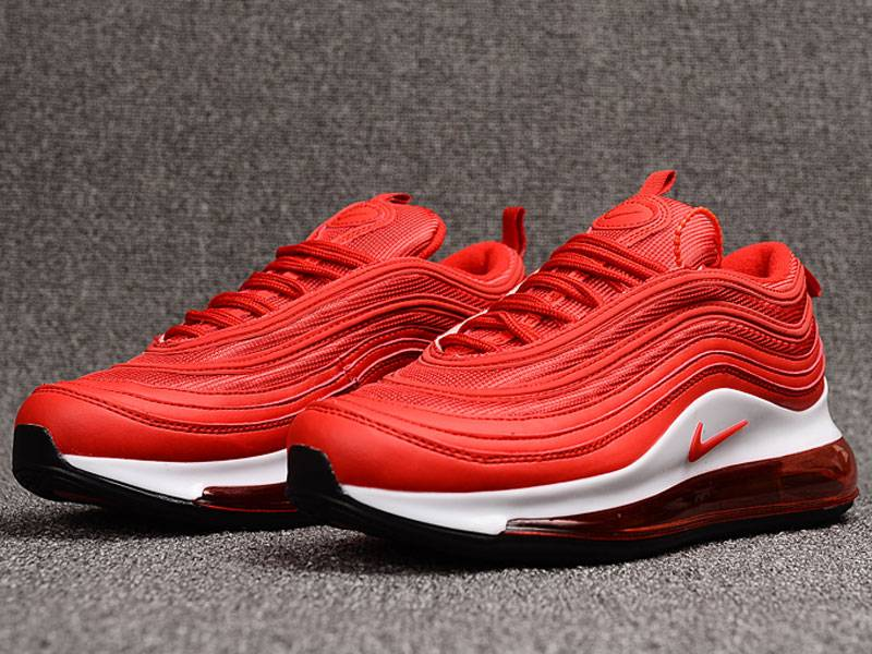 Mens And Women Nike Air Max 97-720 Tpu Running Shoes 7 Colors