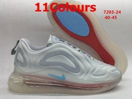 Mens New Nike Air Max 720 Tpu Running Shoes 11 Colors