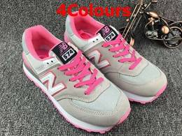 Mens And Women New Balance Nb Ml574fsg Running Shoes 4 Colours