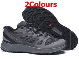 Mens Salomon Vibe Running Shoes 2 Colors