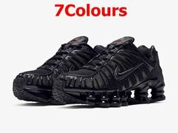 Mens Nike Air Max Shox Tl Running Shoes 7 Colors