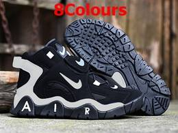 Mens Nike Air Max Barrage Mid Running Shoes 8 Colors