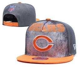 Mens Nfl Cleveland Browns Gray Snapback Adjustable Hats