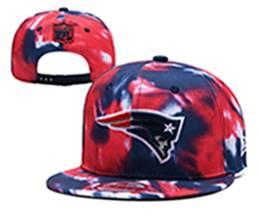 Mens Nfl New England Patriots Multicolour Snapback Adjustable Hats
