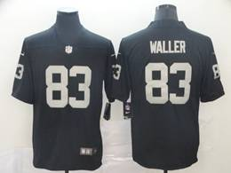 Mens Women Youth Nfl Las Vegas Raiders #83 Darren Waller Black Vapor Untouchable Limited Jersey