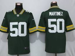 Mens Nfl Green Bay Packers #50 Blake Martinez Green Vapor Untouchable Limited Player Jersey