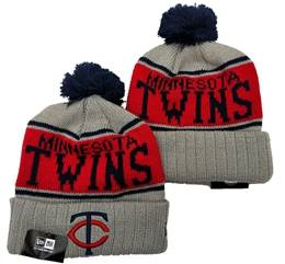Mens Mlb Minnesota Twins New Sport Knit Hats One Color